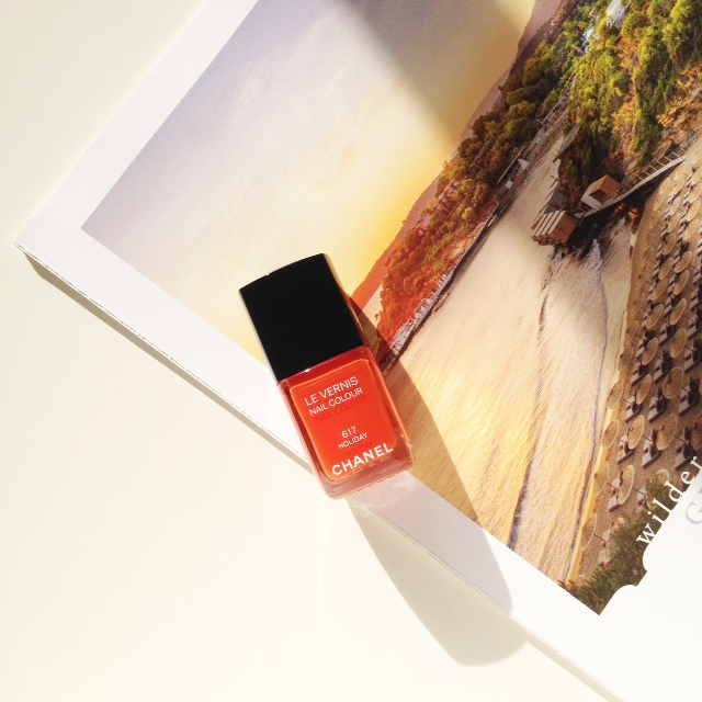 Chanel Le Vernis '617 Holiday'