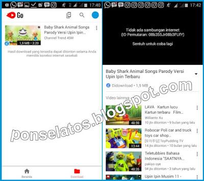 YouTube Go, Streaming Youtube lebih hemat dengan Aplikasi ini