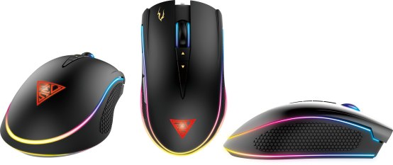 ZEUS P1 RGB Optical Gaming Mouse