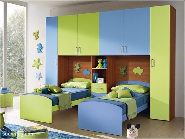 غرف نوم مودرن - غرف نوم اطفال 1 | Modern Bedroom - Children's Bedrooms 1