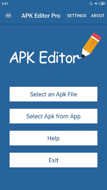 Cara Mod Aplikasi Lightroom Dengan Apk Editor