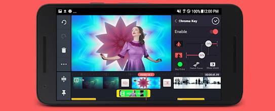 Kinemaster Video editing apps mobile ke liye