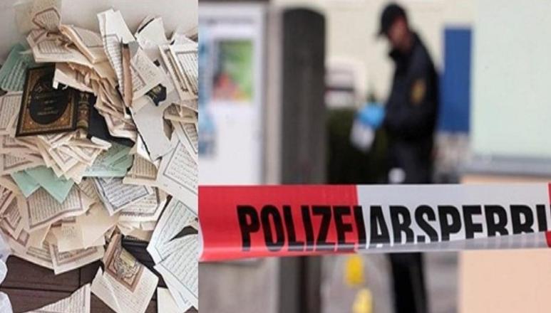 إدانات وإستنكارات بعد تمزيق حوالي 50 مصحفا قرآنيا في أحد المساجد بألمانيا