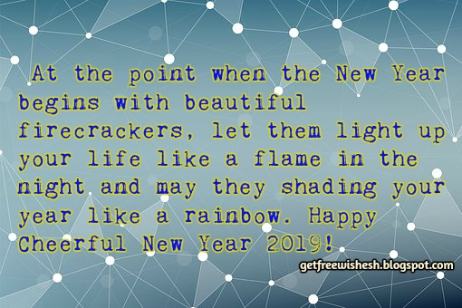 20 Top Best New Year Wishes 2019