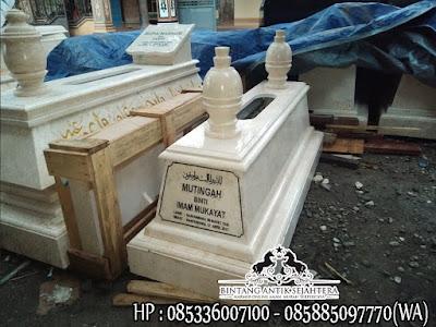 Makam Keramik Marmer, Harga Kijing Makam Marmer, Nisan Marmer Tulungagung