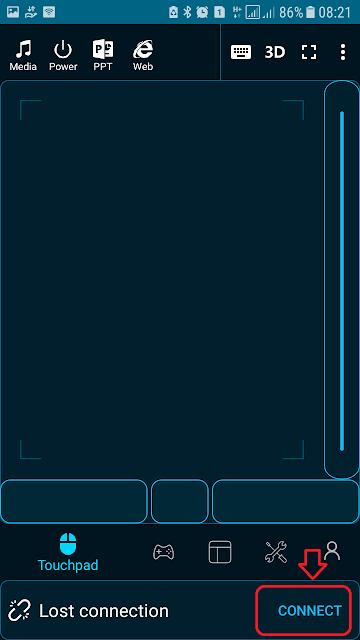 Thủ thuật hay - Điều khiển máy tính bằng bluetooth hoặc wifi trên điện thoại androi của bạn 2018