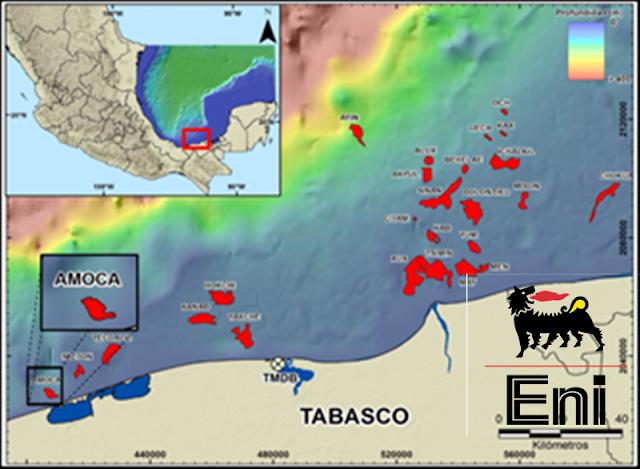 Pemex no lo vio; empresa extranjera descubre yacimiento en Campeche