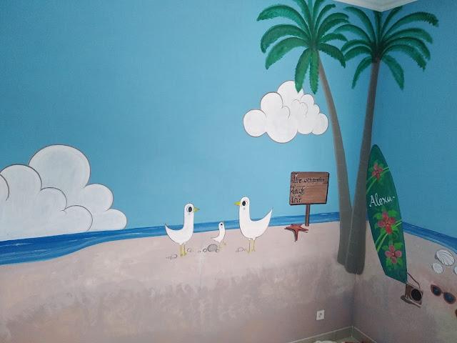 Lukisan Mural Frola