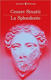 copertina La Splendente Cesare Sinatti