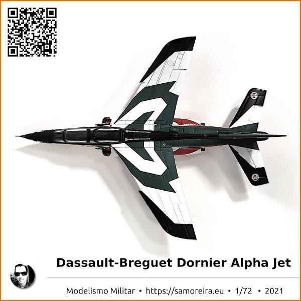 Dassault-Breguet Dornier Alpha Jet - Asas de Portugal