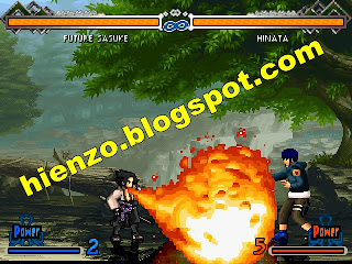 Sasuke Bola Api