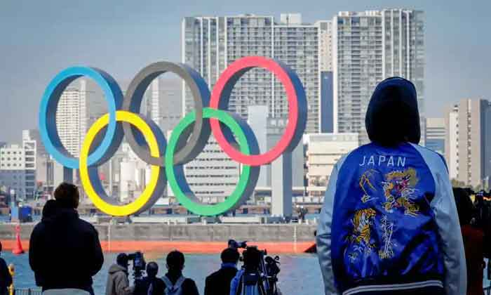 Doha, News, Gulf, World, Top-Headlines, Olympics-Games-2021, Sports, Tokyo Olympics; Qatar's first team in Olympics city