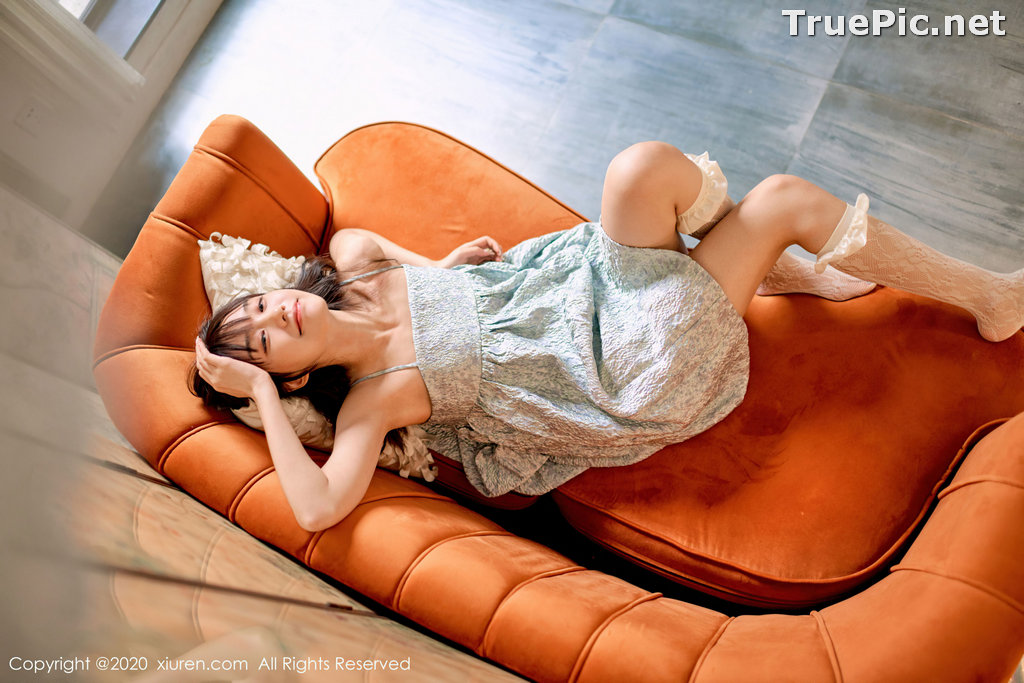 Image XIUREN No.2533 – Chinese Cute Model – You Qi (尤其) - TruePic.net - Picture-2