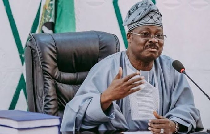 Oyo Ex-governor, Abiola Ajimobi Is Alive - Kemi Olunloyo