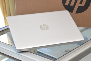 Laptop HP 4s-dk0114AU AMD Vega 3 Baru di Malang