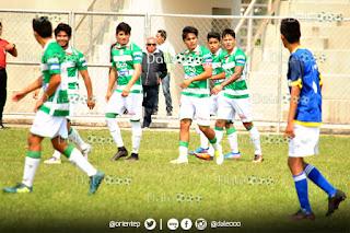 Oriente Petrolero vence a Sport Boys en el Torneo de Promoción y Reserva Clausura 2017 - DaleOoo