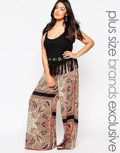 Como Combinar Pantalones Con Estampado Si Soy Gordita