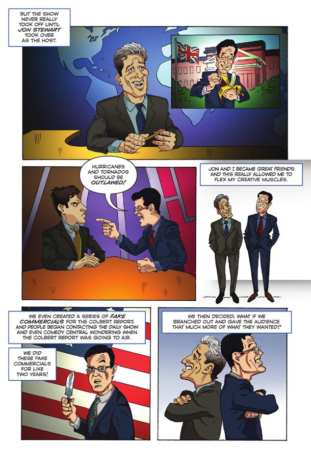 Stephen Colbert - 10