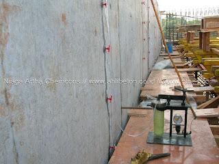 harga injeksi beton pertitik