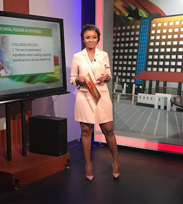 Meet Serwaa Amihere : Leading The New Generation Of Female Broadcasters