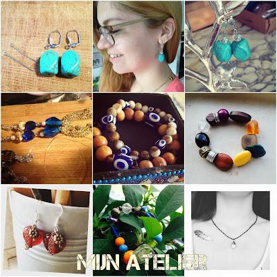 Mijn Atelier Handgemaakte Juwelen Pop-up