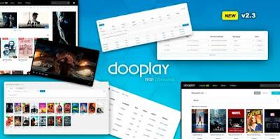DooPlay v2.3.1 – TV Shows & Movies WordPress Theme