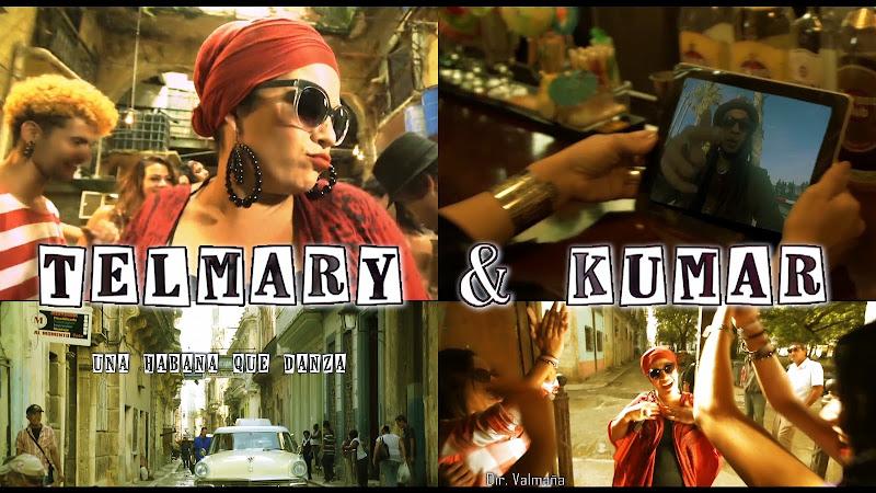 Telmary y Habanasana & Kumar - ¨Una Habana que danza¨ - Videoclip - Director: Valmaña. Portal Del Vídeo Clip Cubano