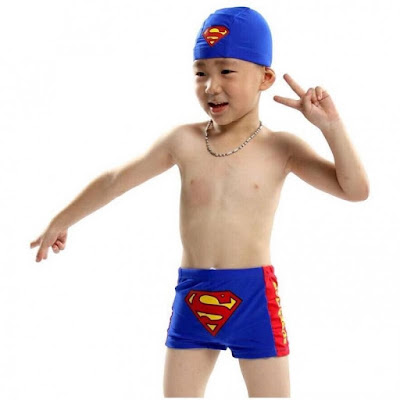 quần áo bơi trẻ em