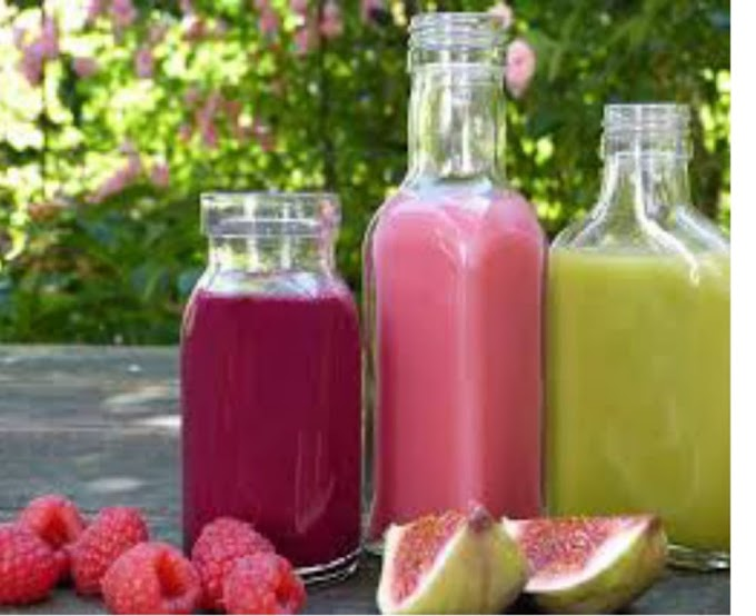 Juice Diets Can Help Shed Pounds