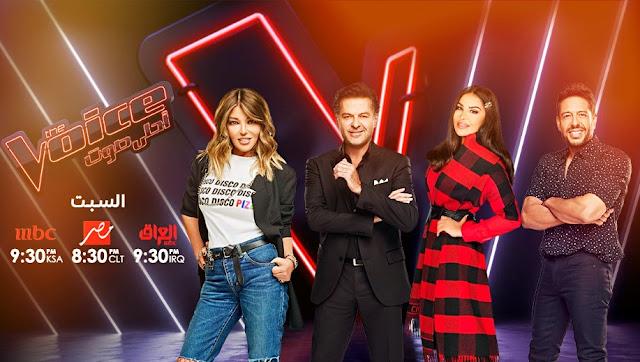ذا فويس الموسم الخامس - مشاهدة اجدد حلقات الموسم الجديد من برنامج The Voice