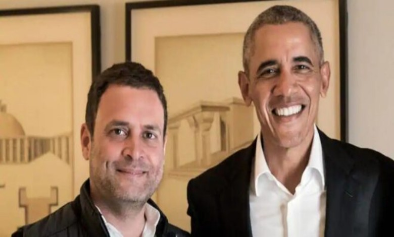 Rahul Gandhi lacks confidence, Obama wrote in his book!