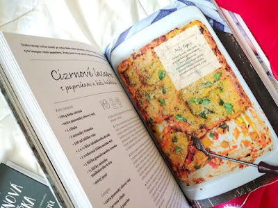 Luštěninová kuchařka se spoustou zeleniny (Petr Klíma, nakladatelství Smart Press), recept