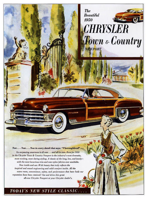 Bad Modern Cars 50 Beautiful Vintage Chrysler Imperial Magazine Ads From