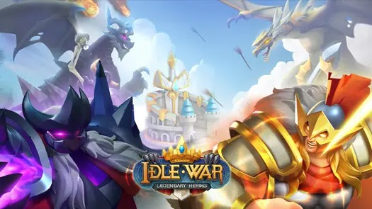 Idle War: Legendary Heroes - Gameplay 2