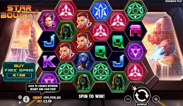 Main Gratis Slot Indonesia - Star Bounty (Pragmatic Play)