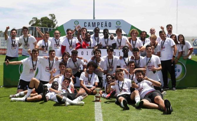 Benfica Blog Campeão Nacional de Juvenis 2018/19
