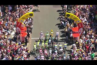 Tour de France 2016 Stages