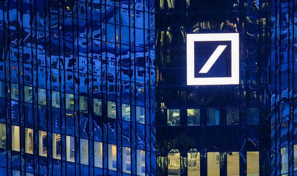 Αποδιοπομπαίος τράγος η Deutsche Bank
