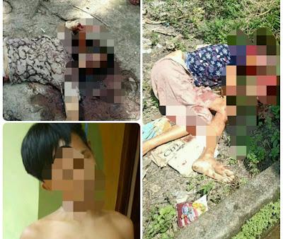 Pembunuhan Sadis di Deliserdang