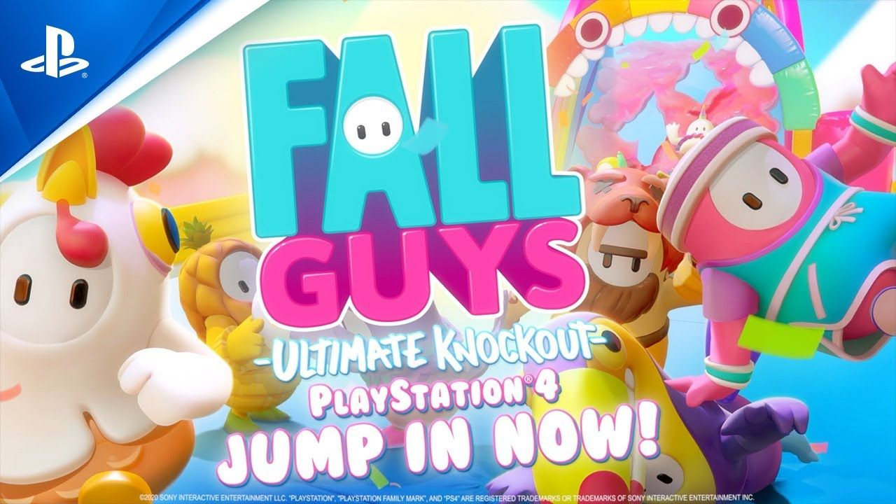 Fall Guys PS Plus