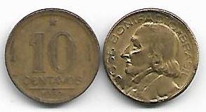 10 centavos, 1952
