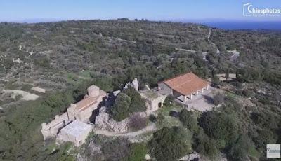 Χίος: Παναγία η «Σικελιά» και η σχέση της με το μεγαλύτερο νησί της Μεσογείου