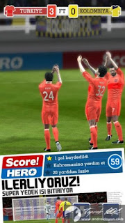 Score Hero 1.01 Full APK + MOD Unlimited Money