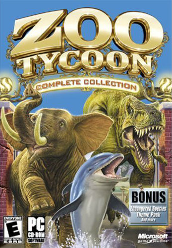 Zoo Tycoon Complete Collection PC Full Español