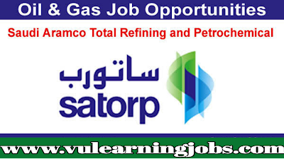 Satorp Refinery | Oil & Gas Job Opportunities | Saudi Arabia