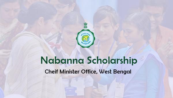 Nabanna scholarship 2019: Eligibility, Amount & How to Apply
