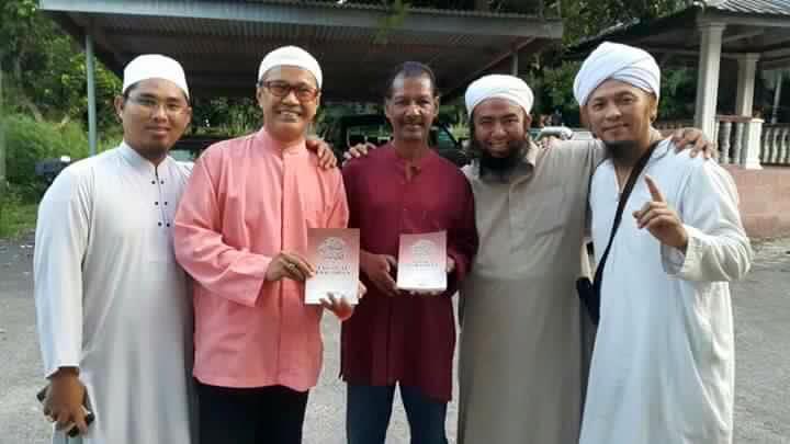 accapan masuk islam