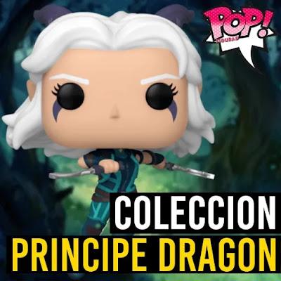Lista de figuras Funko POP El Príncipe Dragón