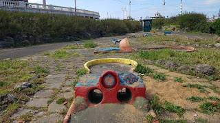 North Shore Crazy Golf course in Blackpool