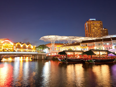 Top Award-Winning Dishes at Singapore River